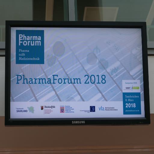 Pharmaforum 2018