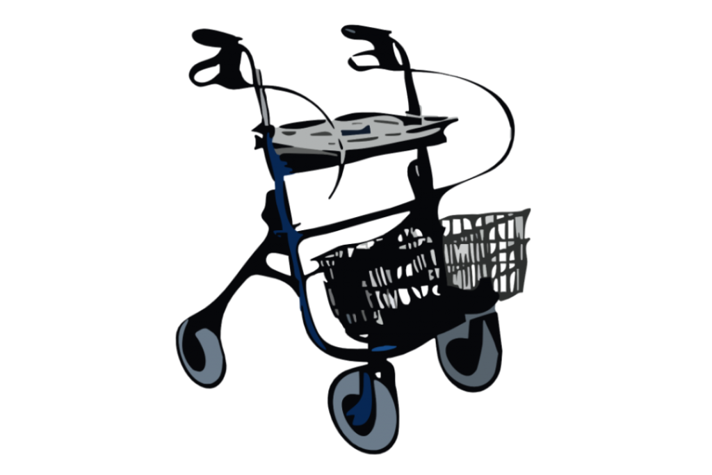 Digitaler Rollator