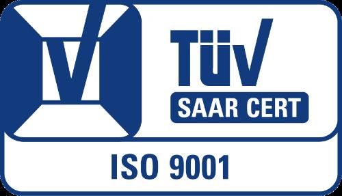 TüV Zertifikation