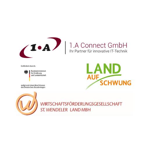 Partnerlogos Land(auf)schwung