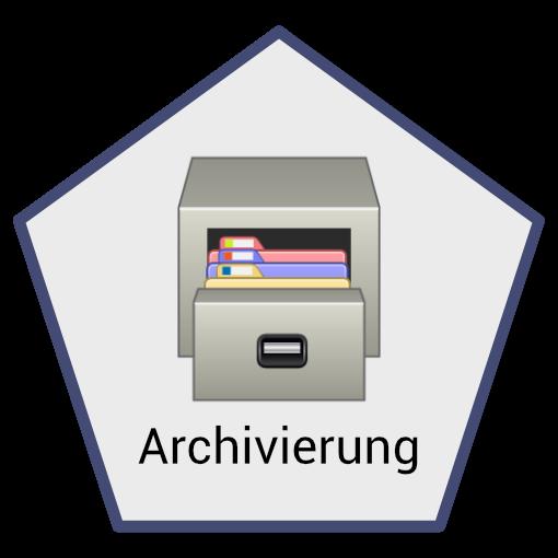 Datenschutz Archivierung