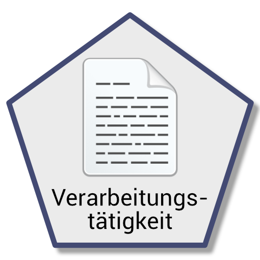 Datenschutz Verarbeitungstätigkeit