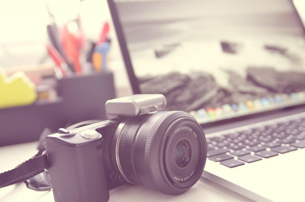Webdesign mit Bildern